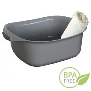 MAGNEZOL® BPA-vrij Voetenbad met Handdoekje